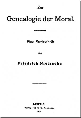 nietzsche genealogy of morals essay 2