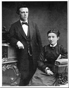 Franz und Ida Overbeck