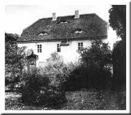 Pfarrhaus Röcken