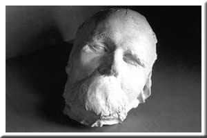 Nietzsches Totenmaske