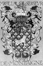 Wappen Montaignes